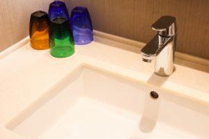 洗面所からの水漏れ…よくある症状と対策